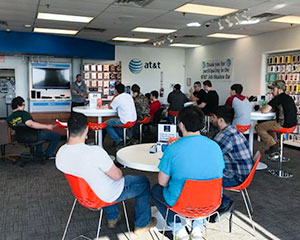 AT&T Shadow Day | 5/23/18