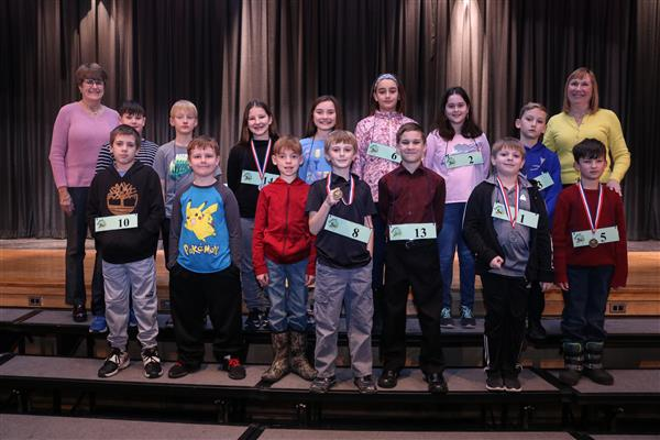 Spelling Bee Group 1